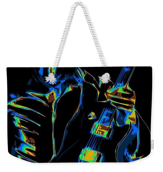 Electric Scholz Weekender Tote Bag