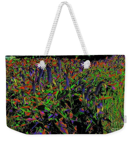 Electric Vision Weekender Tote Bag
