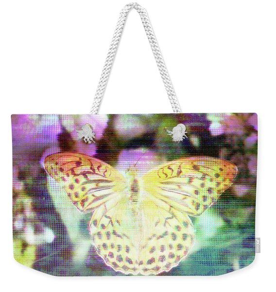 Electronic Wildlife  Weekender Tote Bag