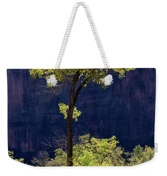 Elegance In The Park Utah Adventure Landscape Photography By Kaylyn Franks Weekender Tote Bag