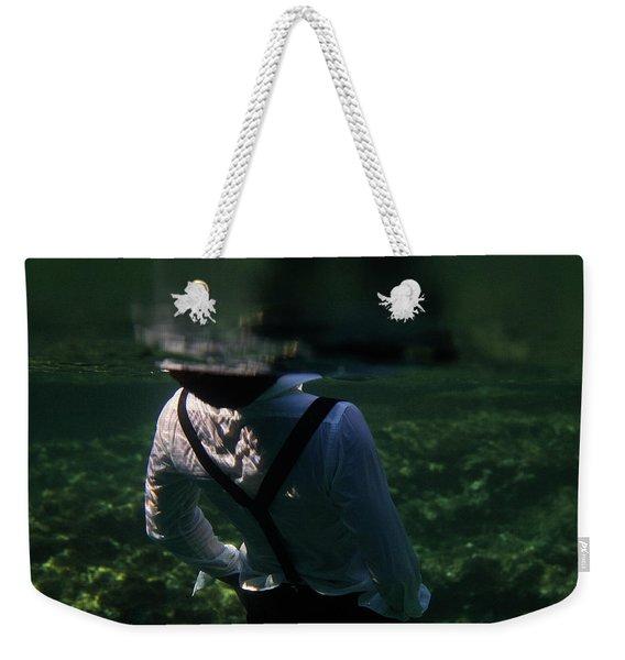 Elegancy Weekender Tote Bag