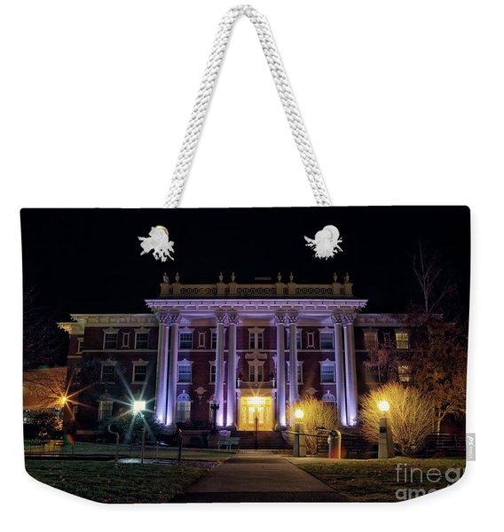 Elegant Odd Fellows Home Weekender Tote Bag