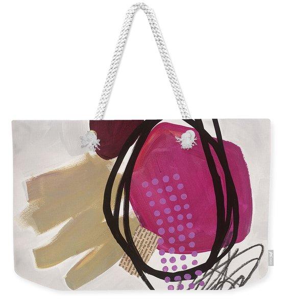 Element # 7 Weekender Tote Bag