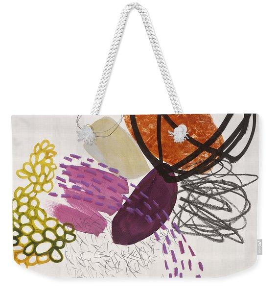 Element # 9 Weekender Tote Bag