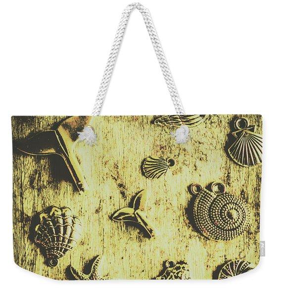 Elemental Marine Decorations Weekender Tote Bag