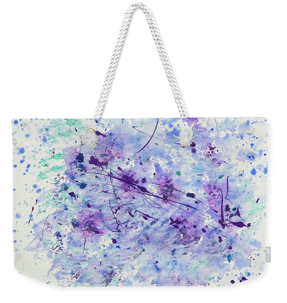 Elements Of Life 1 Weekender Tote Bag
