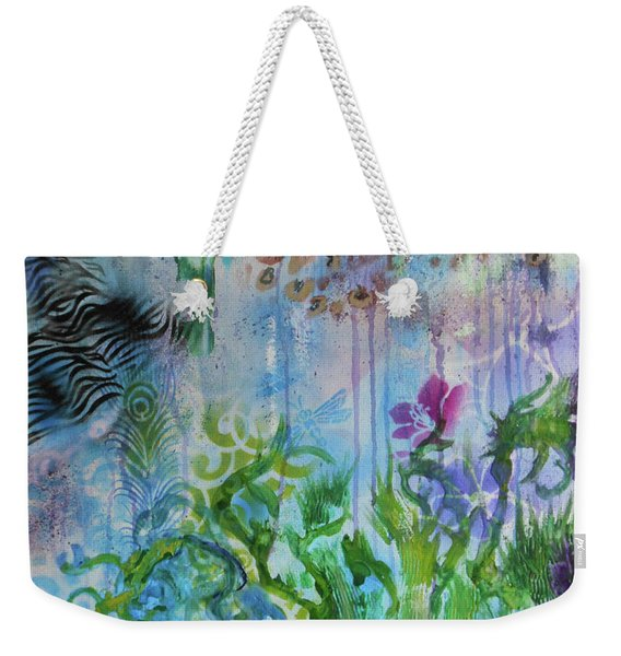 Elements Of Nature Weekender Tote Bag