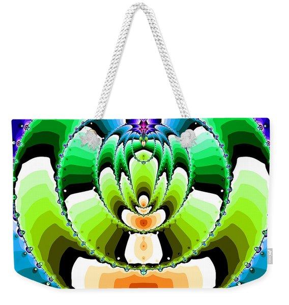 Elevilenix Weekender Tote Bag
