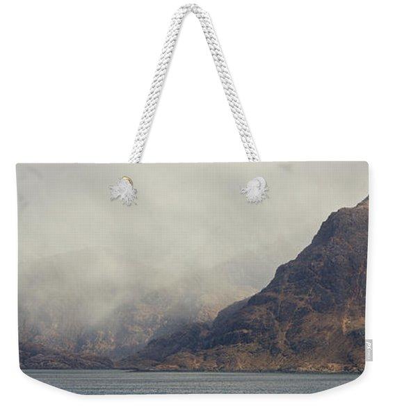 Elgol 16x5 Panorama Weekender Tote Bag