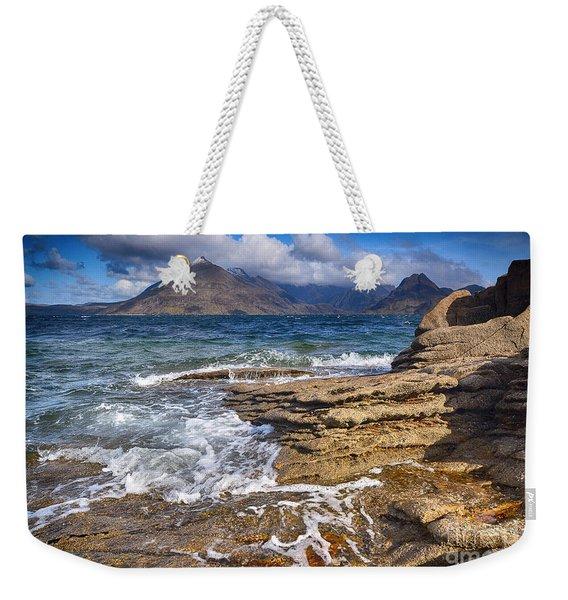 Elgol, Isle Of Skye Weekender Tote Bag