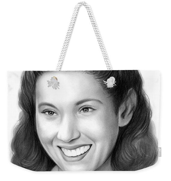 Elinor Donahue Weekender Tote Bag