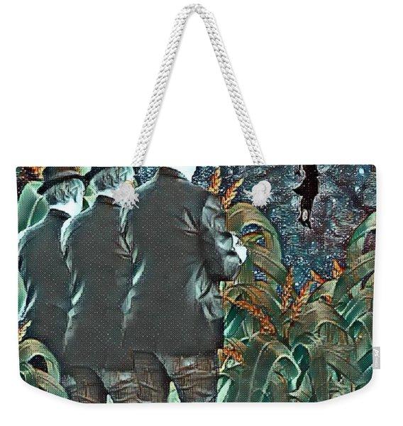 Elite Hide And Seek Weekender Tote Bag