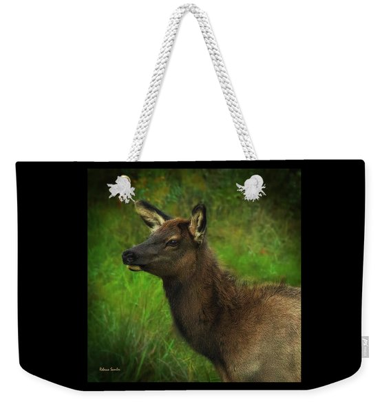 Elk Of Benezette Weekender Tote Bag