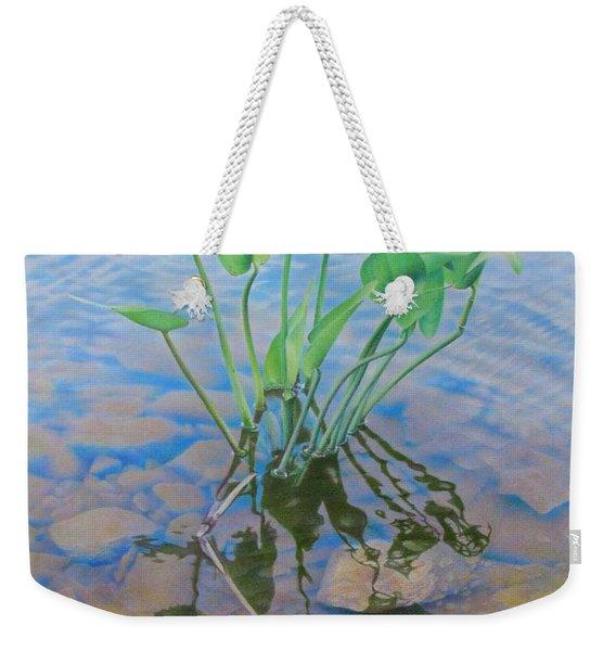 Ellie's Touch Weekender Tote Bag