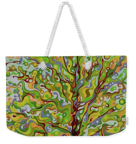 Ellie's Tree Weekender Tote Bag