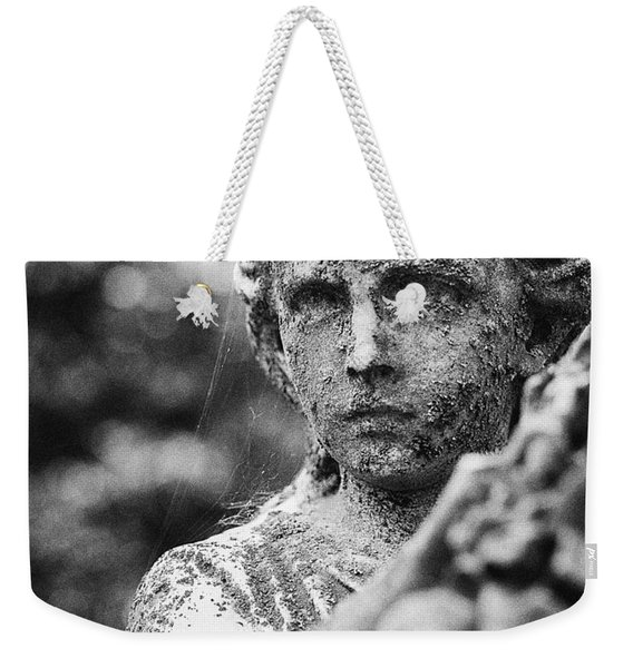 Elmwood Cemetery - Cassie Hill Bw Weekender Tote Bag