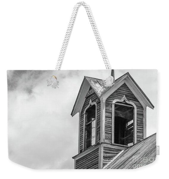 Ely Vermont Barn 1899 Barn Cupola Weekender Tote Bag
