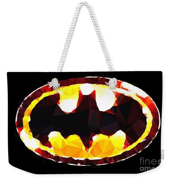 Emblem Of Hope Weekender Tote Bag