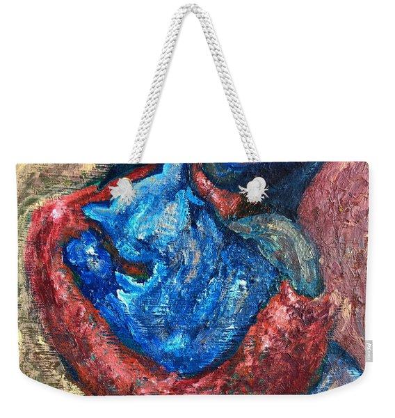 Embrace II Weekender Tote Bag