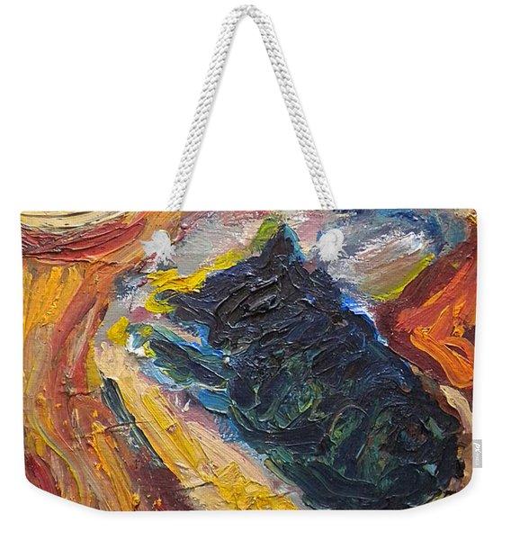 Embrace IIi Weekender Tote Bag