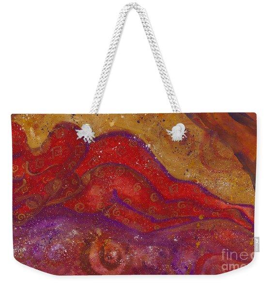 Embrace Divine Love Series No. 1230 Weekender Tote Bag