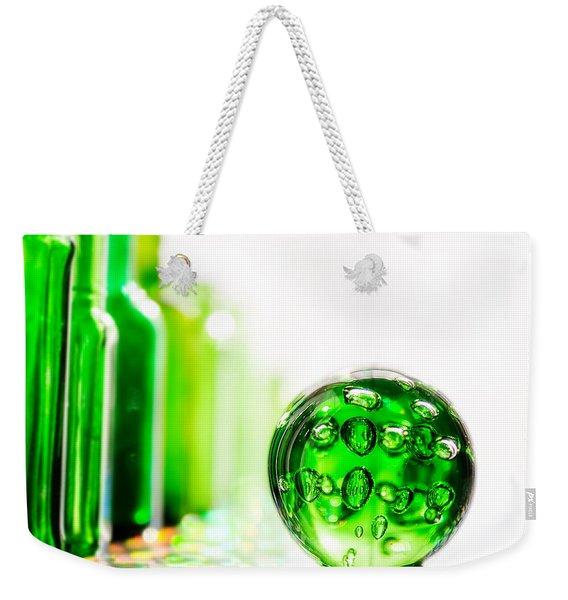 Emerald City Iv Weekender Tote Bag