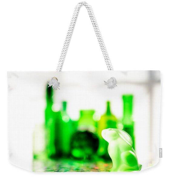 Emerald City V Weekender Tote Bag