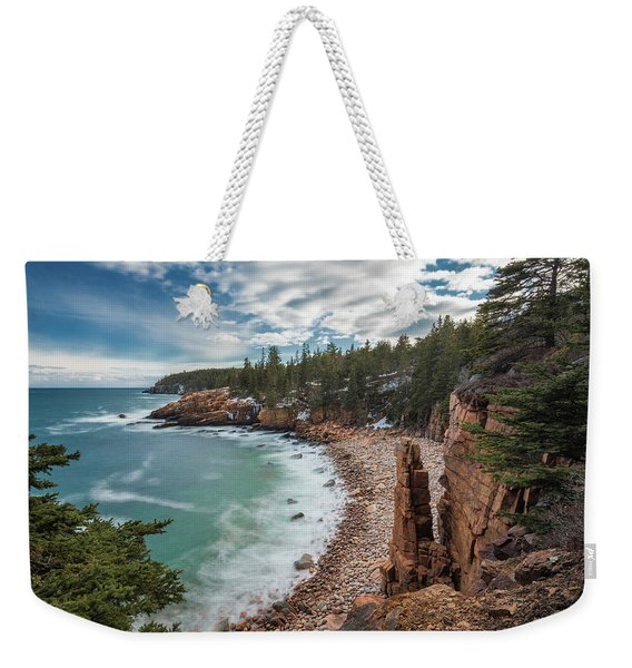 Emerald Shores At Monument Cove Weekender Tote Bag