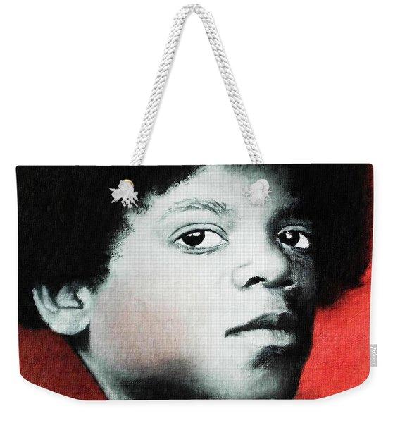 Empassioned Weekender Tote Bag