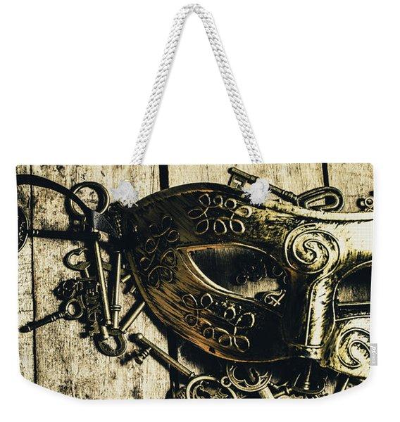 Emperors Keys Weekender Tote Bag