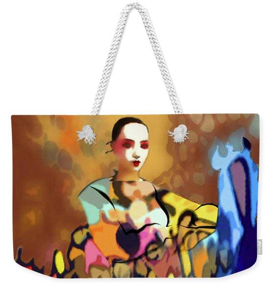 Empress Weekender Tote Bag