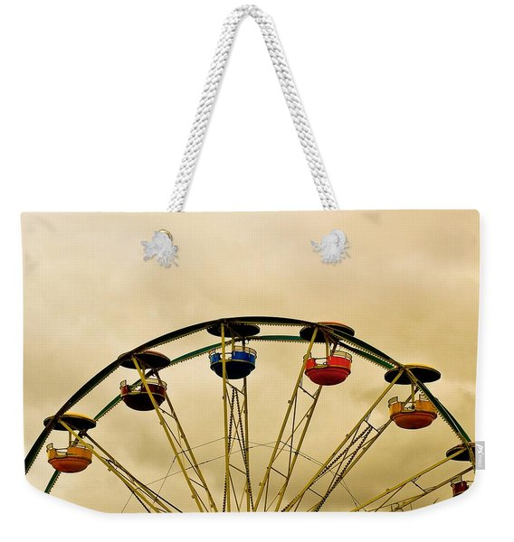 Empty Seats Weekender Tote Bag