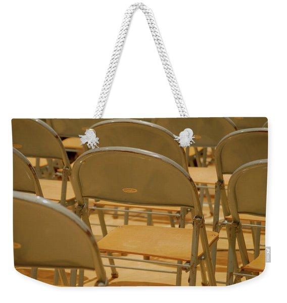 Empty Weekender Tote Bag
