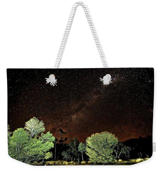 Emu Rising Weekender Tote Bag
