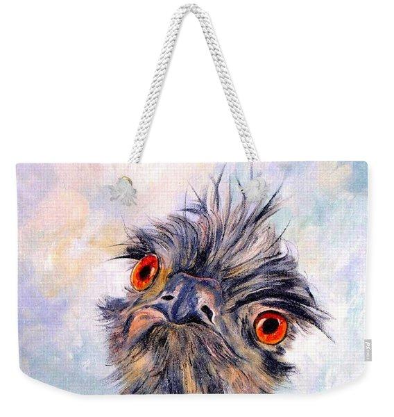 Emu Twister Weekender Tote Bag
