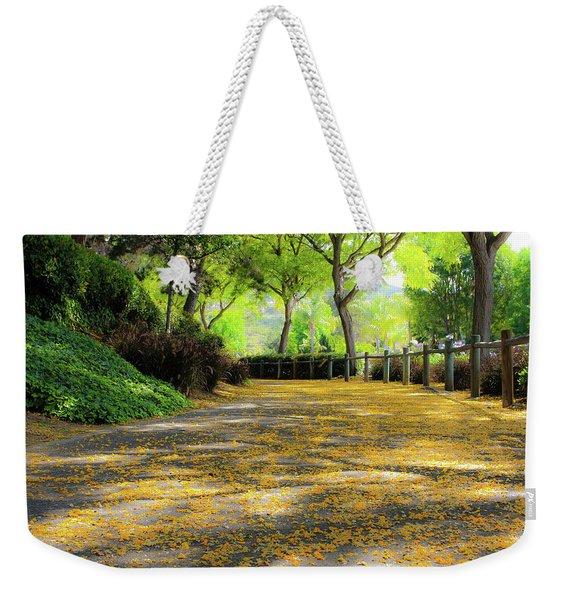 Enchanted Path Weekender Tote Bag