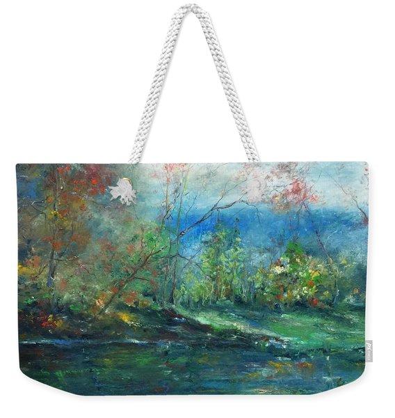 Enchanted Afternoon Weekender Tote Bag