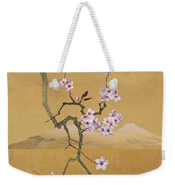 Enchanted Doe Weekender Tote Bag