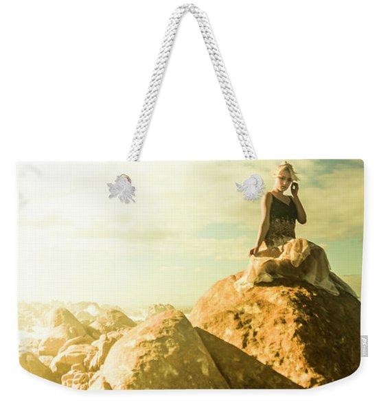 Enchanting Western Tasmania Girl Weekender Tote Bag