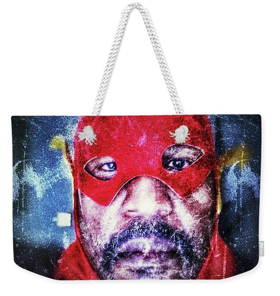 Encounters With Lord Harden Number One Weekender Tote Bag