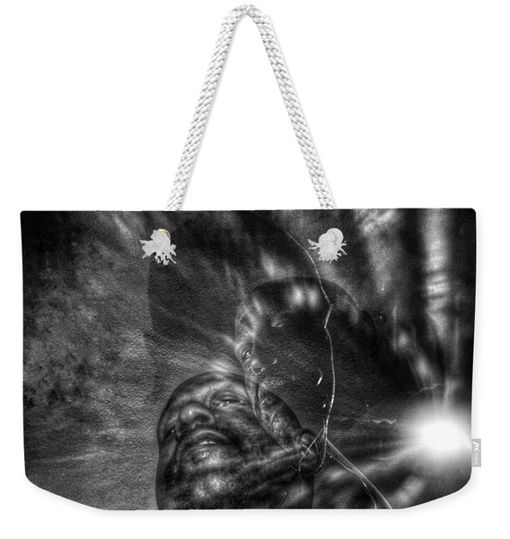 Encounters With Lord Harden Number Two Weekender Tote Bag