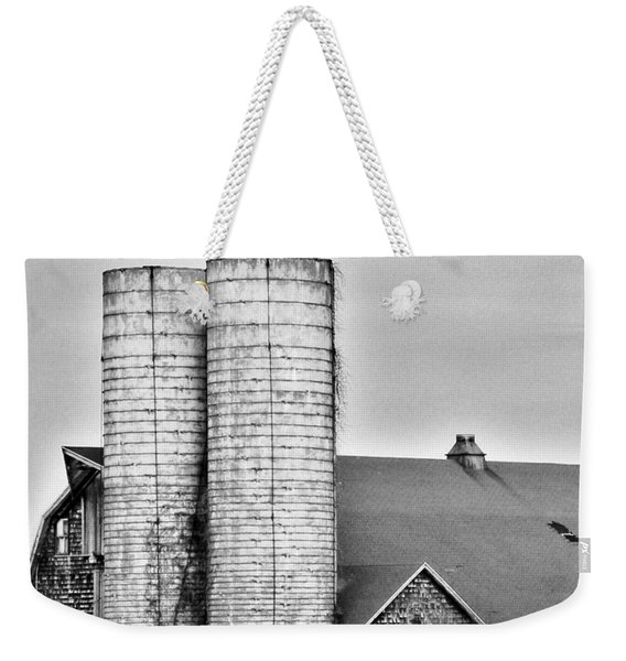 End Of An Era Weekender Tote Bag