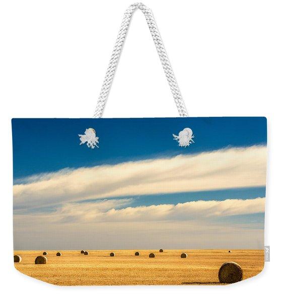End Of Autumn Weekender Tote Bag