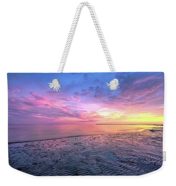 End Of The Day. Weekender Tote Bag