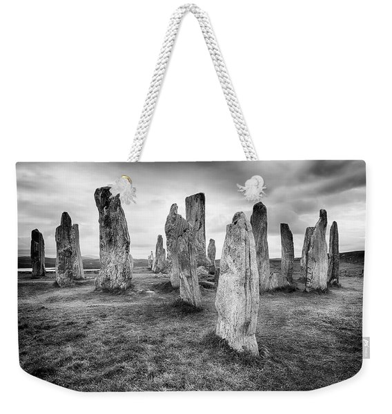 End Of The World Weekender Tote Bag