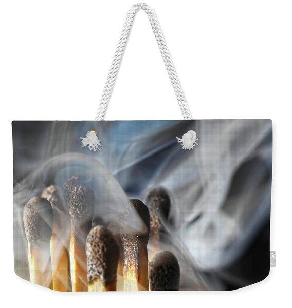 END Weekender Tote Bag