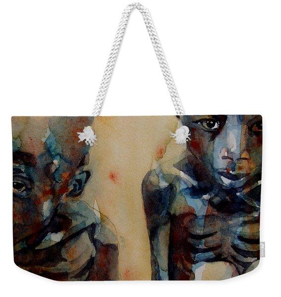 Endangered Species Weekender Tote Bag