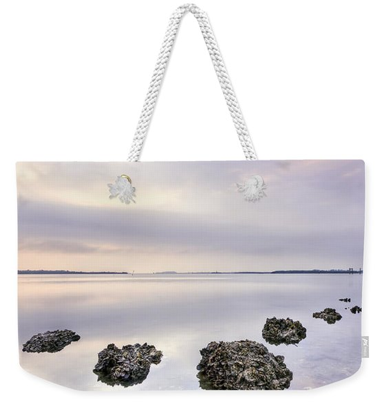 Endless Echoes Weekender Tote Bag