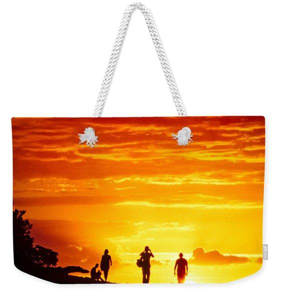 Endless Fiju Weekender Tote Bag