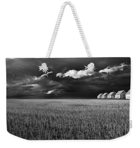 Endless Sky Weekender Tote Bag
